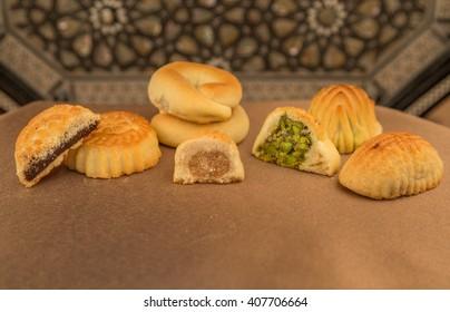 Arabian Cookies