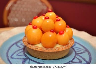 Arabian dessert - Passion fruit