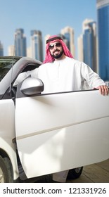 Arabian Guy in the City