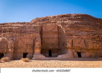 Arabian historic site