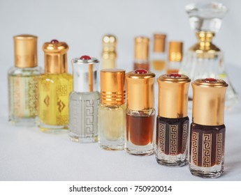 Arabian parfum bottles