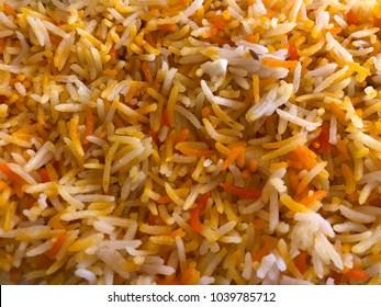 the Arabian rice