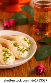 Arabian Sweets katayef