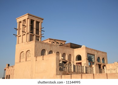 Arabian traditional residence