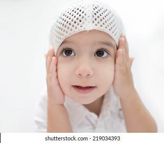 Arabic baby