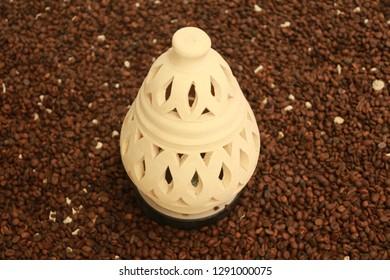 Arabic coffee in Bahrein.