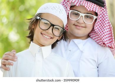Arabic kid