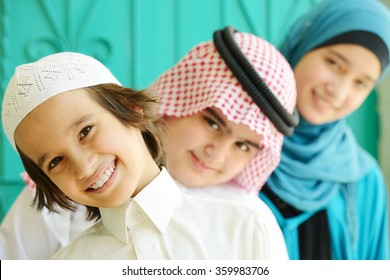 Arabic kids group