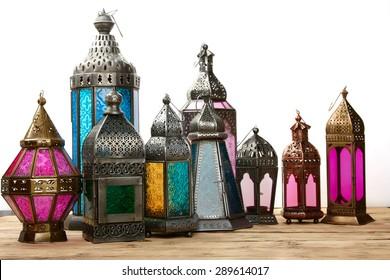 arabic lamp