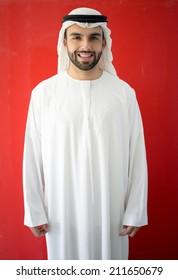 Arabic man from Emirate of Dubai