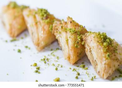 arabic sweet dessert