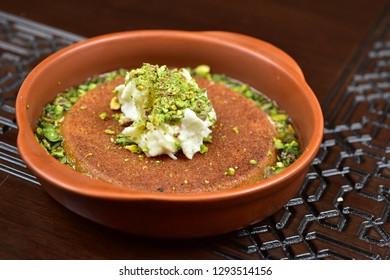 Arabic Sweet knafeh