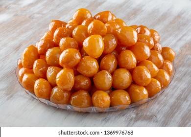 Arabic Sweets Celebration Eid Ramadan