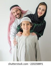 Arabic young family