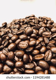 Arabica coffeee bean