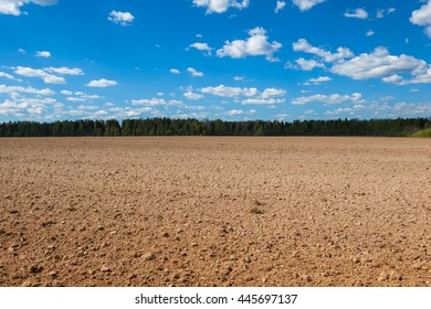 The arable land