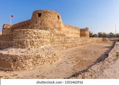 Arad Fort in Arad, Manama. Manama. Manama, Bahrain.