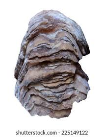 Aragonite from Bratislava, Slovakia.