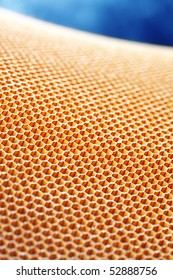 Aramid kevlar honeycomb is a composite material known for extreme strength