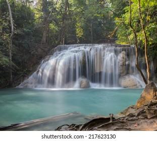 Arawan Waterfall