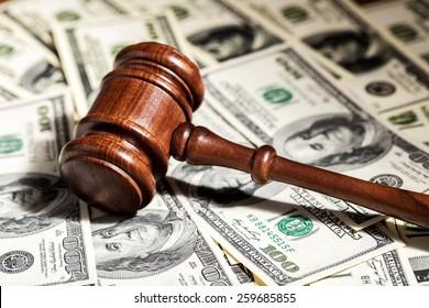 Arbitration, attorney, cash.