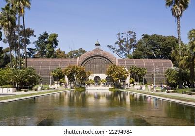 Arboretum in San Diego's Balboa Park
