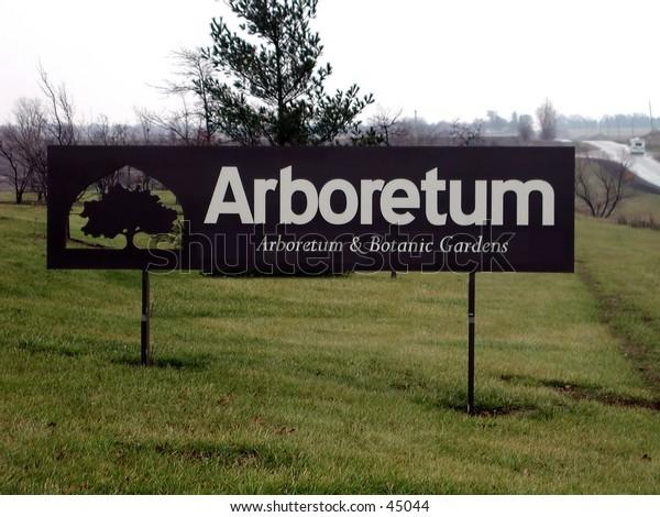 Arbortum sign