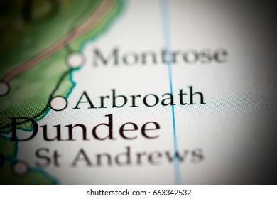 Arbroath, Scotland, UK