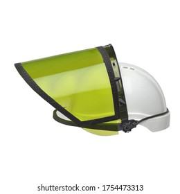 Arc Flash Face Shield Helmet