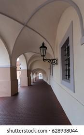 Arcade historical