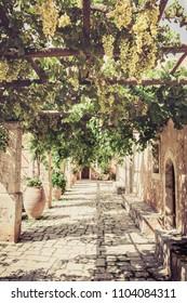 Arcadi Monastery - Rehtymno - Crete Greece