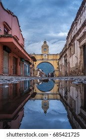 the arch of Antigua