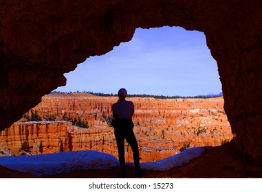 Arch in Bryce Canyon, Utah