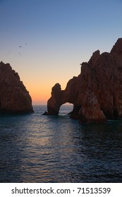 The Arch in Cabo San Lucas, Mexico