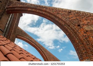 Arch of St. Nikolaus, Wismar.