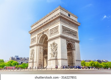 Arch of Triumph, Paris
