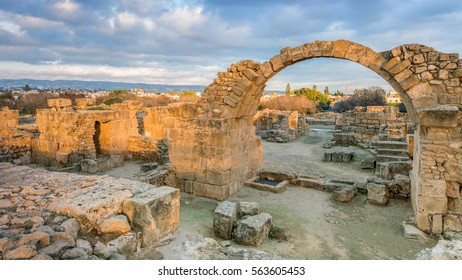Archaeological Park, Paphos, Cyprus
