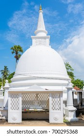 Archaeological protected monument and Buddhist monastery, Sunandarama Maha Vihara. The monastery, situated in Ambalangoda, is more than 250 years old
