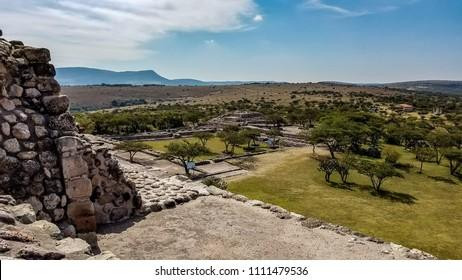 Archaeological site Cañada  de la Virgen