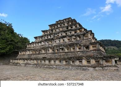 Archaeological site of El Tajin, Veracruz, Mexico