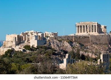 archaeological site greece athens