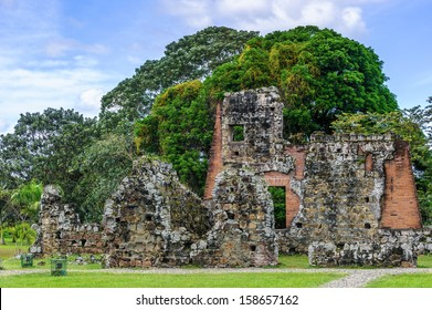 Archaeological Site of Panama Viejo and Historic District of Panama. UNESCO World Heritage