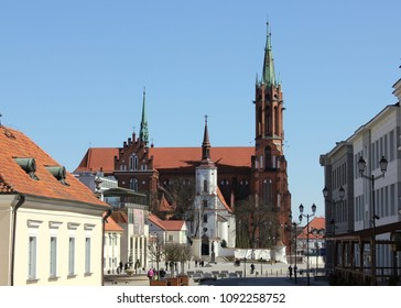 Archcathedral Basilica of the Assumption of the Blessed Virgin Mary in Bialystok, Poland