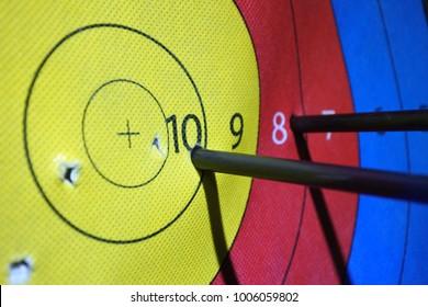 Archery Score of General person