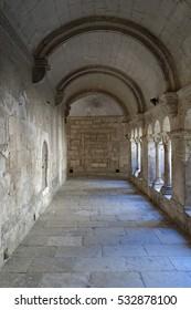 arches hallway
