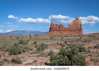 Arches National Park Rock Formation