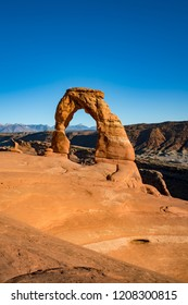 Arches national park in Utah USA