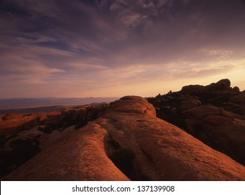 Arches National Park, Utah/Home of Arches/More the 2,000 cataloged arches, that erosion, over 100 million years, created and are still a living force in nature today are found in Arches National Park.