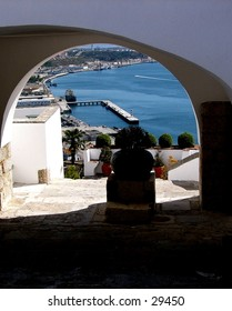 Arches with a View