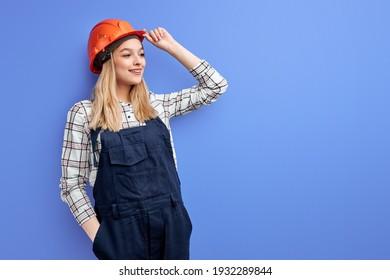 Работа девушке моделью строитель как привлечь внимание девушке на работе